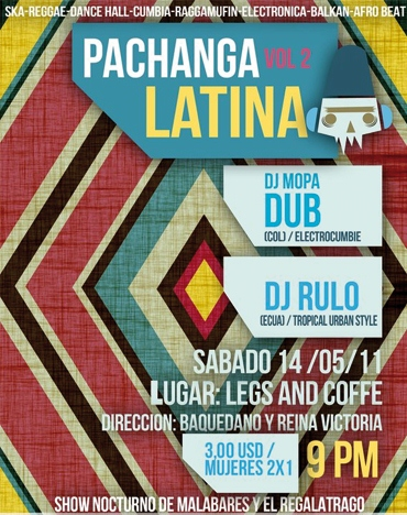 Fiesta: Pachanga Latina Vol. 2 - PLAN ARTERIA